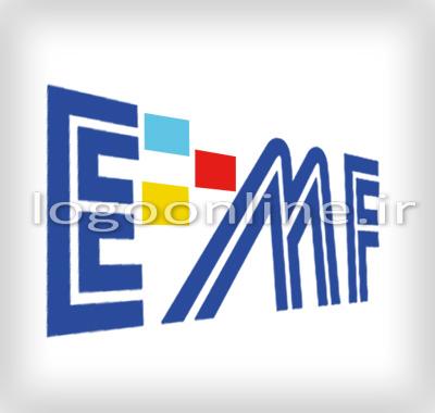 طراحی لوگوی شرکتطراحی لوگو و آرم شرکت نرم افزاری EMF