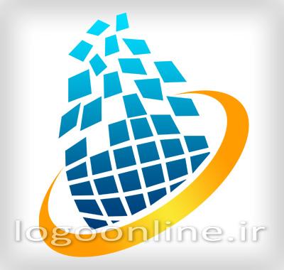 طراحی لوگوی شرکتطراحی لوگو گروه نرم افزاری اسلامی