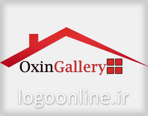 طراحی لوگوی سایتطراحی لوگوی سایت معماری اکسین گالری